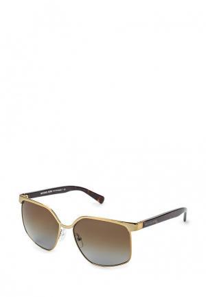Очки солнцезащитные Michael Kors MK1018 1145T5. Цвет: золотой