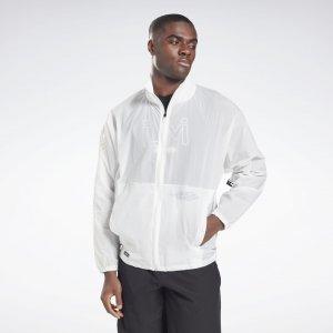 Спортивная куртка Les Mills® Reebok. Цвет: white