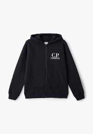 Толстовка C.P. Company. Цвет: черный
