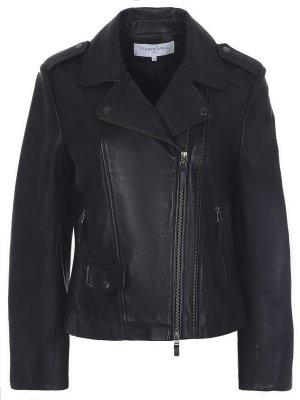 Куртка-косуха кожаная GERARD DAREL