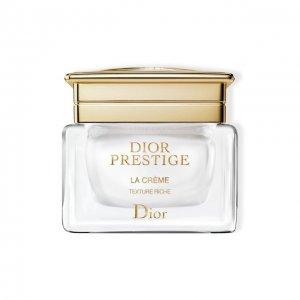 Крем насыщенная текстура Prestige Dior. Цвет: бесцветный