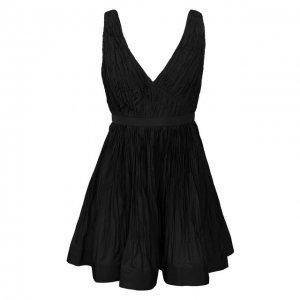 Платье Alexis. Цвет: чёрный