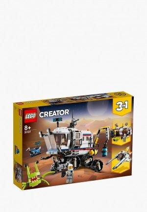 Конструктор LEGO Space Rover Explorer. Цвет: разноцветный