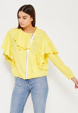 Куртка Mango - VALS. Цвет: желтый