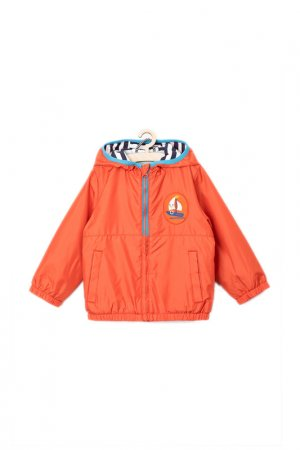 Куртка для мальчиков 5.10.15.. Цвет: оранжевый